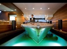 To je ena najbolj luksuznih jaht na svetu. Njena notranjost je enostavno sanjska!