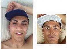 Shanta Ronaldo - fant, ki je obseden s Cristianom Ronaldom