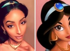 Disneyeve princese v resničnem življenju bi izgledale natanko tako!