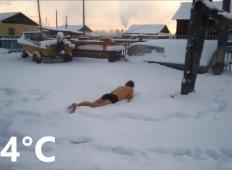 Oymyakon: Najhladnejše mesto na svetu. Ne želite si biti niti blizu...