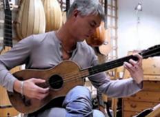 Tale kitara je preživela kar 350 let in danes ima še zmeraj prečudovit zvok!