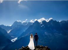 22 najbolj neverjetnih poročnih fotografij, ki so vredne vsakega ogleda