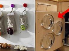 30 odličnih idej za shranjevanje vaših predmetov iz cele hiše. Najbolj všeč vam bo zagotovo številka 10!