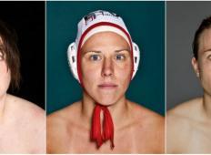Ženske v moških športih, ki zgledajo tako...