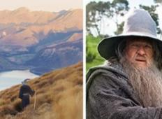 Te fotografije Gandalfa, ki je potoval po Novi Zelandiji so boljše, kot njegovo potovanje po srednjem svetu! Res osupljivo!