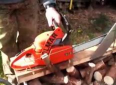 Bolana tehnika za rezanje drv hitro in enostavno!